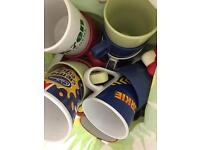 Bag full of mugs £5