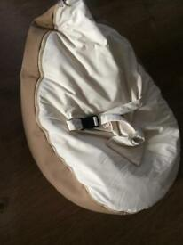Doomoo baby newborn beanbag support bean bag