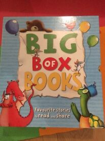 Big box of books set
