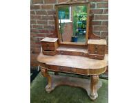 Antique dressing table perfect upcycle project