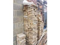 800 Red Second Hand Stick Bricks