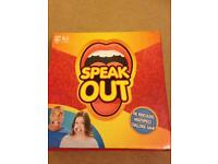 Speak out game (copy)