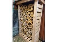 Logs for indoor out door use
