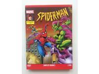 Spider-Man 1995 series 3 DVD - RARE