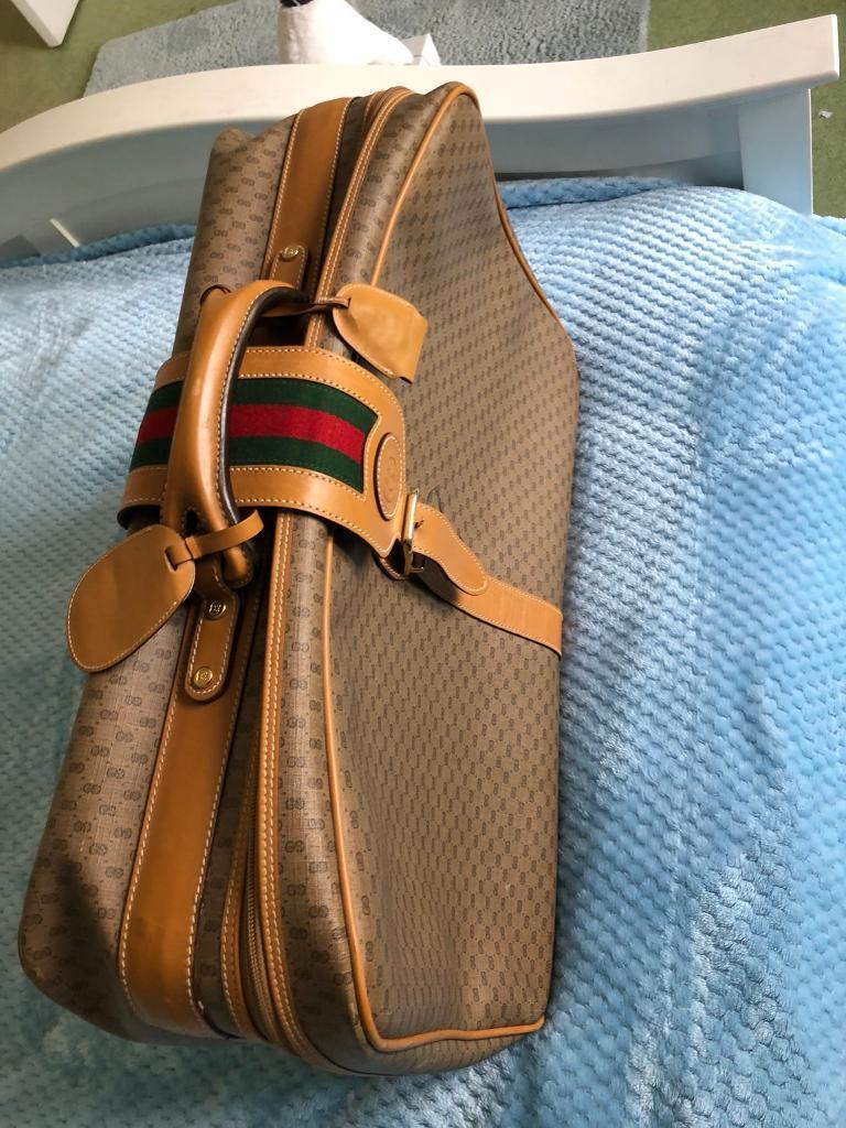 99d9cf109 Vintage Gucci Travel Bags   Building Materials Bargain Center