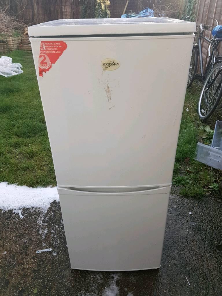 STATESMAN fridge freezer