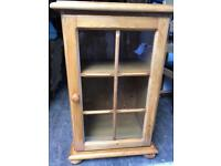 Pine hifi cabinet FREE DELIVERY PLYMOUTH AREA