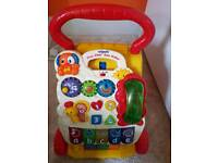VTech 1st steps activity Walker
