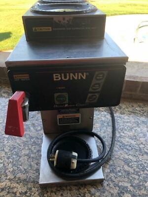 Broken Bunn 2 Upper1 Lower Warmers Digital Auto Coffee Brewer
