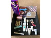 Bundle of Beauty Products - Make Up / Skincare / Hair