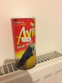 Bird grit