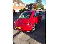 Vw Beetle 2008, 2.0 petrol for sale