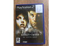 BROKEN SWORD(PS2 GAME)