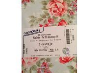 Kula Shaker 20th anniversary 1 x standing ticket
