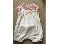 Mayoral romper 6-9mths