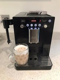 Amazing Coffee Machine With Grinder & Steamer