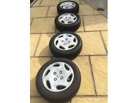"""Peugeot 206 Wheels 15"""""""