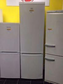 Tall Zanussi Fridge Freezer (6 Month warranty)