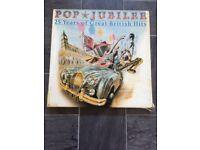 POP JUBILEE BOX SET 25 YEARS OF GREAT BRITISH HITS