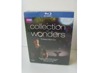 BBC Professor Brian Cox COLLECTION OF WONDERS Blu-ray NEW