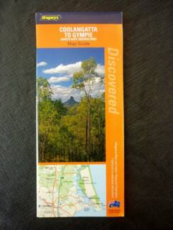 Road Maps - Coolangatta To Gympie (Map 437) by Gregory's