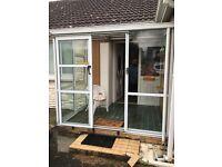 Aluminium Framed Porch for sale