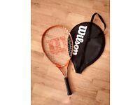 "Wilson Junior Tennis Racquet - 23"""