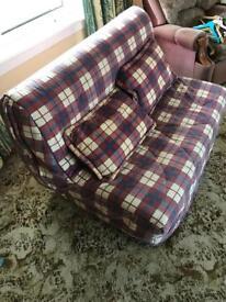 Double sofa bed/futon