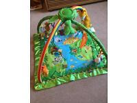 Fisher Price Rainforest gym / playmat