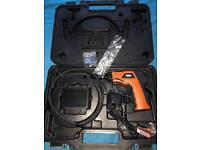 8803Al Inspection Camera / Borescope C/W Video