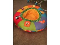Playnest - Baby inflatable ring seat