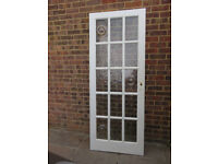 Glazed Cottage style DOOR Reduced for Quick Sale