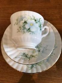 Vintage Royal Stafford Bone China Set (66 piece)