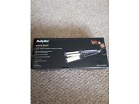 Babyliss Wave Envy tongs, rarely used in original box