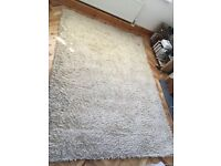 Large IKEA rug - excellent condition