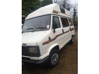 TALBOT Express Camelot 1989 LOW MILAGE 4 berth