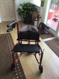 Disable walking frame