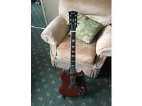 Gibson SG Standard 2013 in Natural Burst