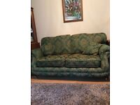3 piece suite/sofas/chairs