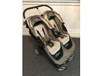 Baby Jogger City Twin Pram