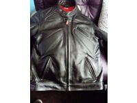 Nankai Leather Jacket as new