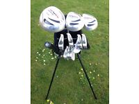 Dunlop Max Golf Clubs & Bag (Right Handed)