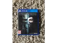 Dishonoured 2 PS4