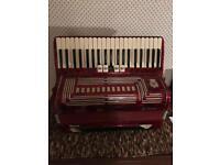 Gaudini 120 bass piano accordion