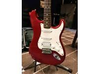 2003 MIM Fender HSS Fat Strat Stratocaster