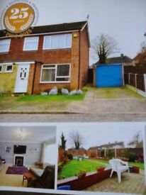 For sale 3 bed house