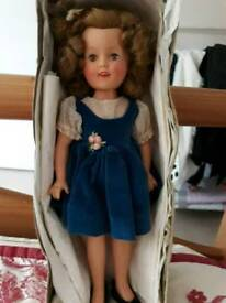 Vinrage Shirley Temple Doll