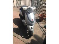 Lintex Jet 125 moped / scooter