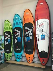 Inflatable Paddle Boards (SUP)