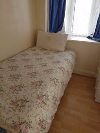 A single room in a nice clean friendly house to rent all bills included